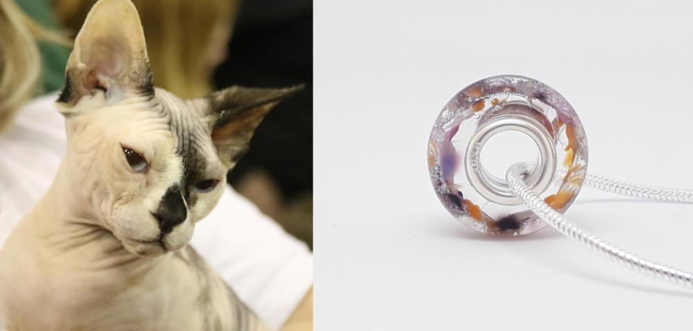 linda-cat-glass-bead-memoriesinglass.png